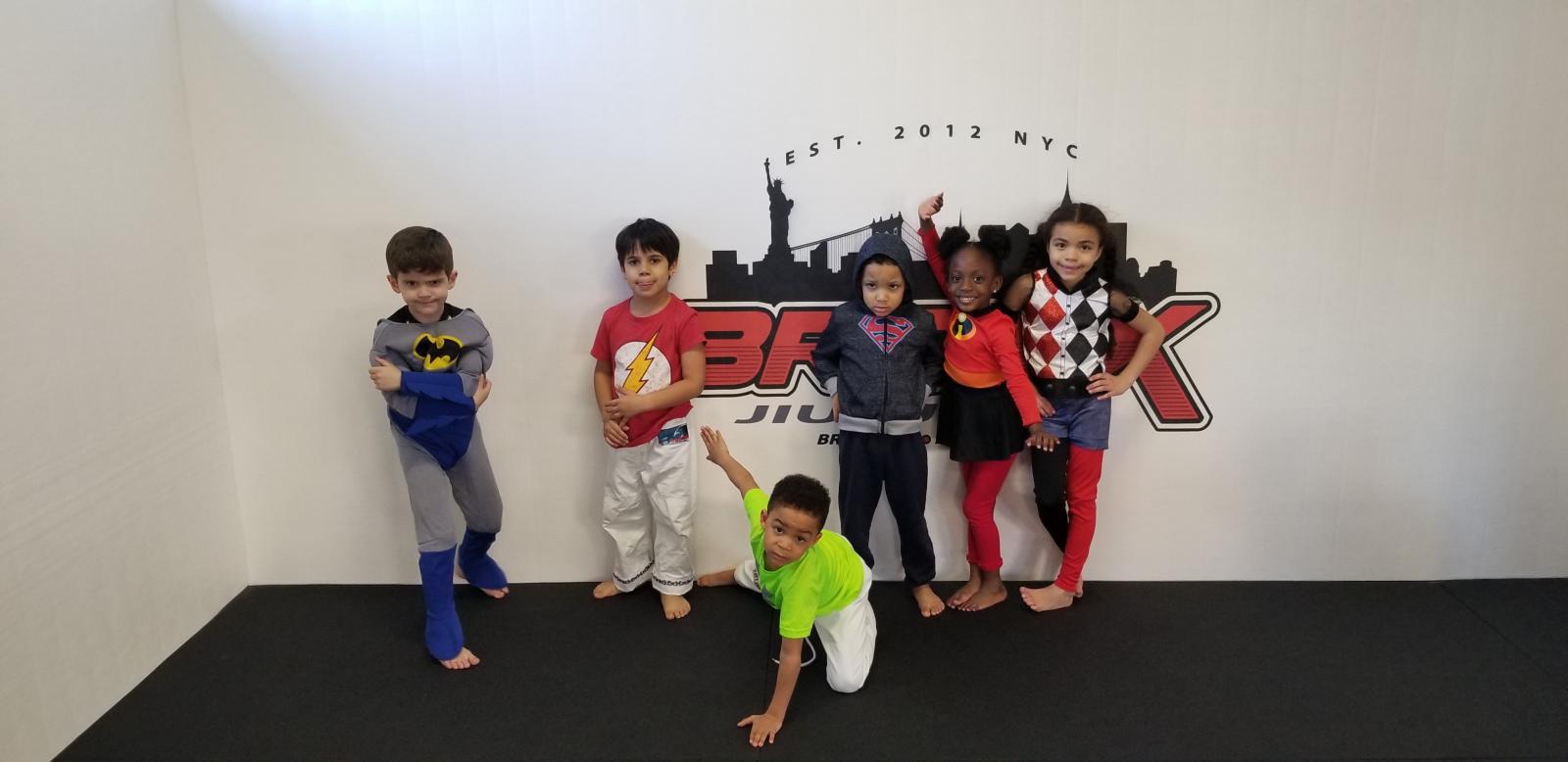Superhero Week is Gone, But The Superhero Spirit Lives On!