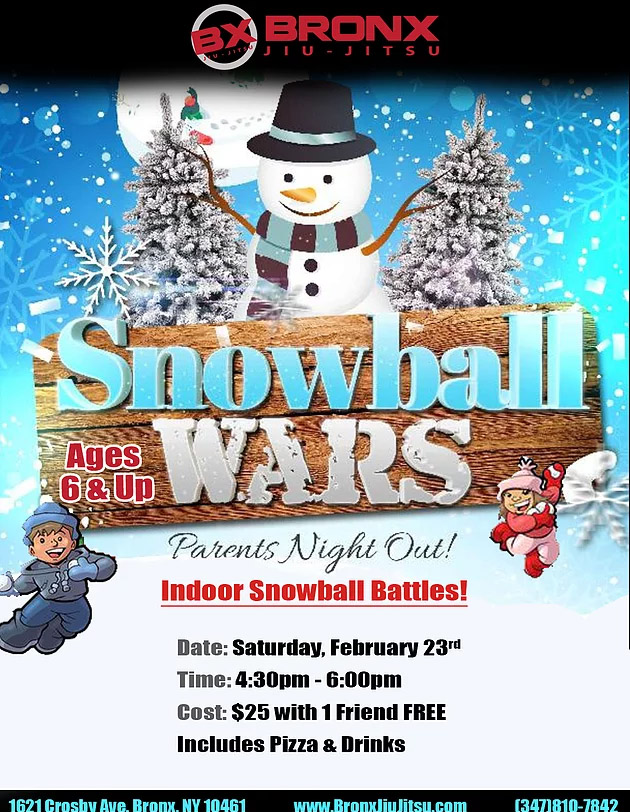 snowball warfare