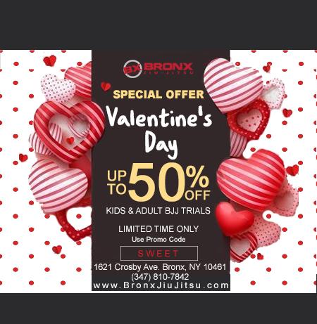 Valentines Trial Flyer