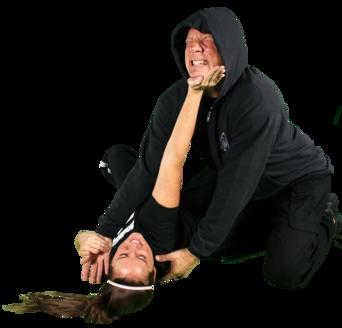 Bronx Jiu-Jitsu self-defense