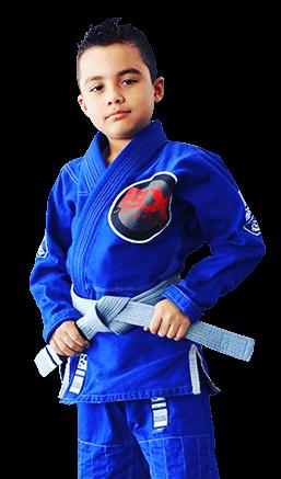 Kids Jiu JItsu Fitness Martial Arts