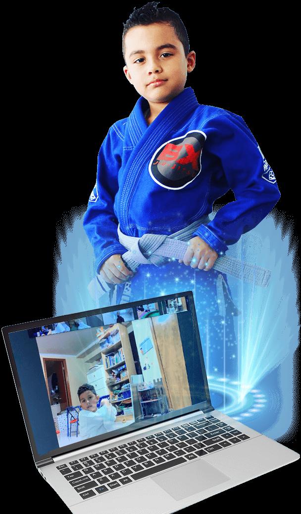 Kids Karate Taekwondo Fitness Martial Arts Judo